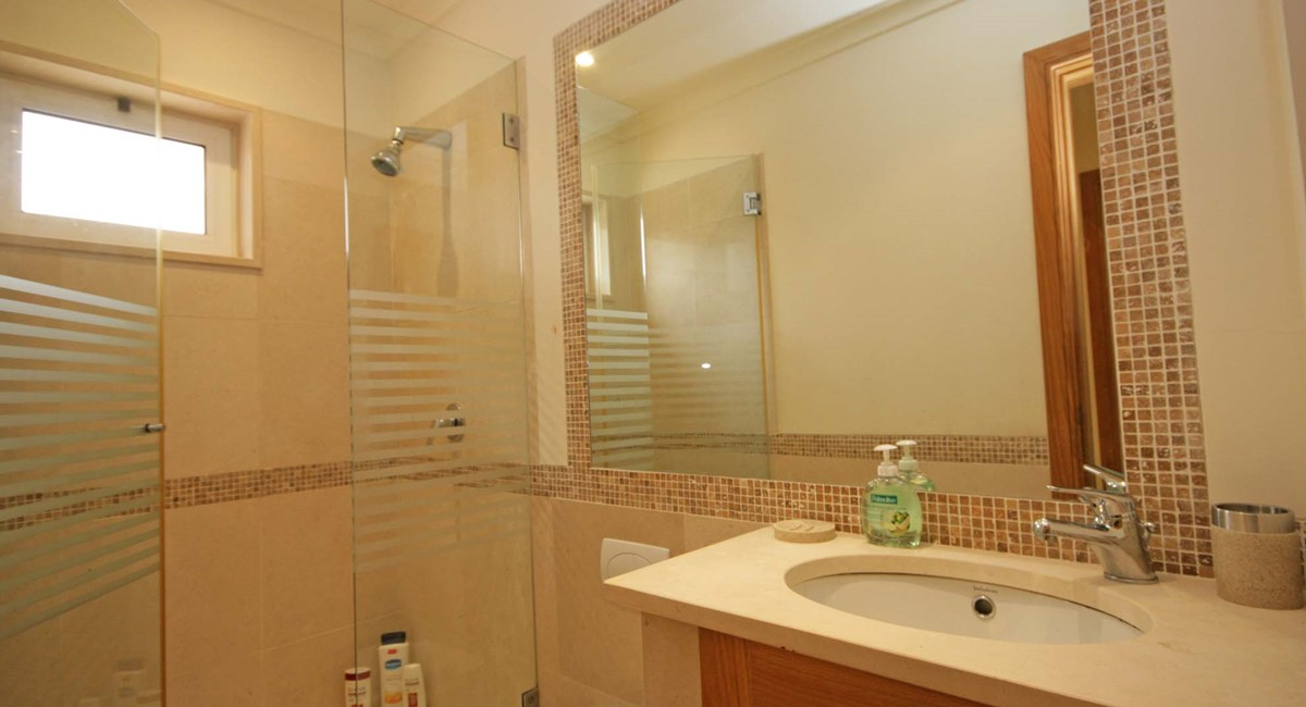 Palmyra Resort D5 Shower