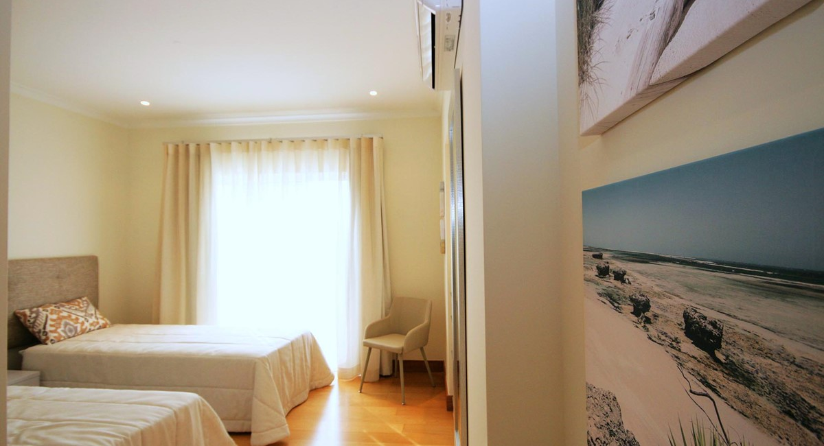 Palmyra Resort G14 Guest Bedroom